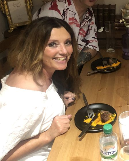 Business writer Caroline Culot sampled the exotic meat menu. Pic: Archant