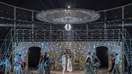 ROMEO AND JULIET by Bourne, , Director and Choreographer - Matthew Bourne, Designer - Let