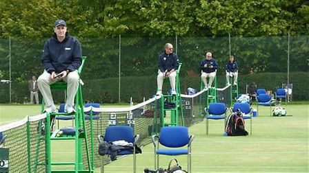 Cromer Lawn Tennis & Squash Association to become a coaching centre. Picture: Martin Braybrook