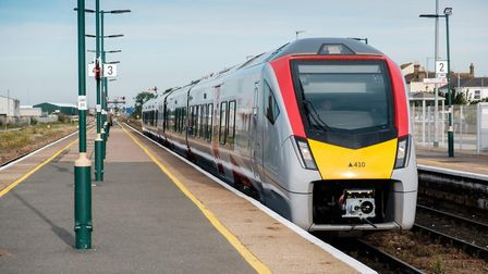 Passengers on the 7.47am Lowestoft to Norwich service were the first to experience the company's new