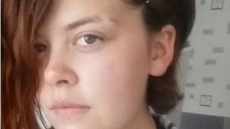 Courtney Holwell, aged 15, was last seen at her home address in the town yesterday evening, Monday 2