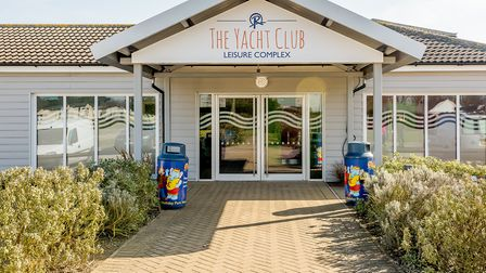 Hemsby Beach Holiday Park, Hoseasons. Pic: contributed