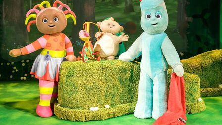 In The Night Garden is coming to Norwich Theatre Royal. Photo: Courtesy of Norwich Theatre Royal