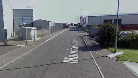 A man and woman in a black car approached a teenage boy on Maurice Gaymers Industrial Estate in Attl
