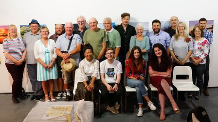 Capture Norfolk Exhibition 2019 All finalists Photo: Brittany Woodman