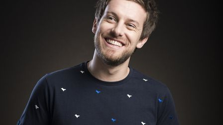 Chris Ramsey Credit: Supplied by Red Card Comedy Club
