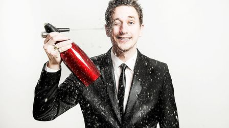 John Robins Credit: Supplied by Red Card Comedy Club