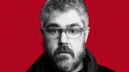 Phill Jupitus Credit: Supplied by Red Card Comedy Club
