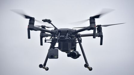 Aerial drones will be used by the Environment Agency this summer to check for illegal water abstract