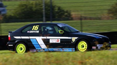 Tom Croft: BMW Compact Cup racer Tom Griffiths, from Besthorpe, has taken the lead in the series aft