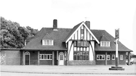 Norwich -- PubsThe Tuckswood Pub on the corner of Hall Road and the Ring Road was demolished in the