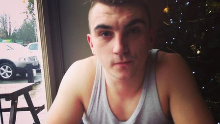 Lee Lewis, 23, from Norwich, died after falling onto the A47 near Easton, an inquest at Norfolk Coro