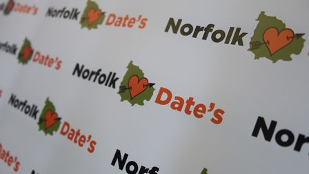 The logo for a TV show called Norfolk Dates being made by NCS Productions, who are looking for Norfo