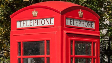 BT is consulting on removing 18 more phone boxes from across South Norfolk. Picture: Getty