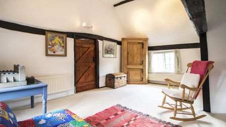 Willow Farm at Chediston Green, Suffolk, is for sale at a guide price of 795,000 with Musker McIntyr