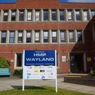Andrew Cross, an inmate at HMP Wayland, near Griston, died at the jail on Thursday, September 13, 20