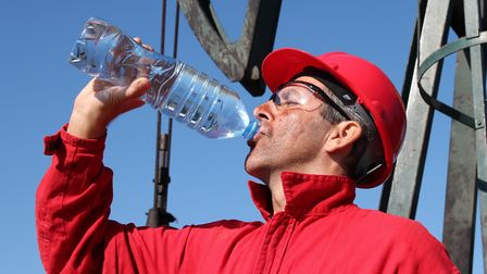 Does the law protect workers enough when it comes to heat? Picture: Getty Images/iStockphoto
