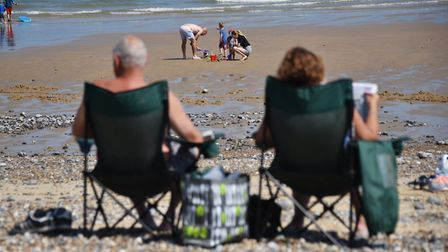 ONS figures show a decline in the number of young people in coastal towns in the next 20 years. Pict