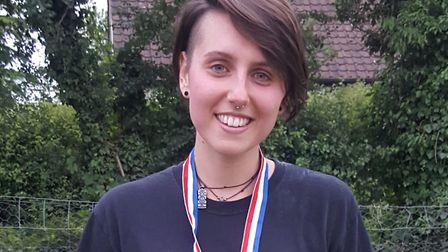 Charlie Flint, 26, moved out of Great Yarmouth in 2016 to work as a nurse in Norwich. Picture: Charl