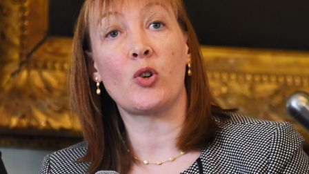 Nova Fairbank, head of policy for Norfolk Chamber of Commerce, says more needs to be done to attract