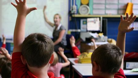 The number of primary school and secondary school pupils suspended in Norfolk rose by more than a qu