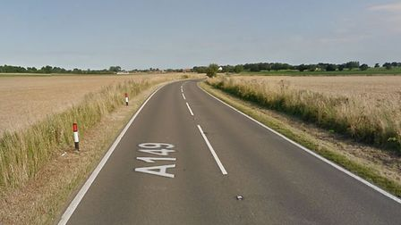 A149 at Rollesby. PHOTO: Google