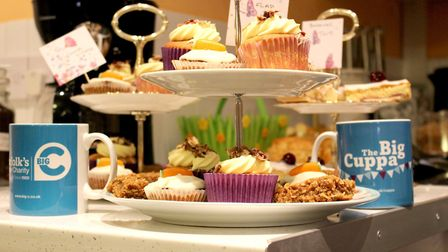 This Norfolk Day, Big C are encouraging as many people as possible to host a coffee morning and help