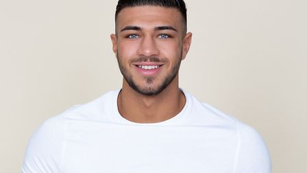 Love Island runner-up Tommy Fury is coming in Norwich (Picture: After Dark Promotions)