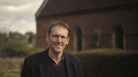 Vicar Ian Dyble from St Thomas Church, Earlham Road has been appointed the Diocese first director of