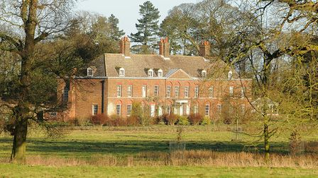 Anmer Hall, home of Prince William and the Duchess of Cambridge Picture: Ian Burt