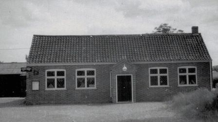 The pub in its early years. Photo: Mark Noble