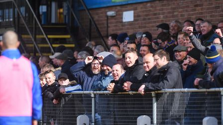 King's Lynn Town are hoping for increased support following promotion. Picture: Ian Burt
