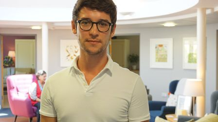 Holby City star Nic Jackman has been announced as the new ambassador for the Big C Nearer to Home ap