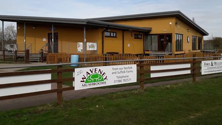 The Bungay and District Sports Association refurbished the community hub. Picture: BDSA