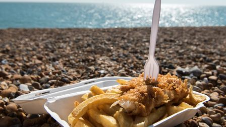 Two fish and chip shops in Wells have been shortlisted for Chip shop of the year. Picture: Getty Ima