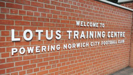 The newly-named Lotus Training Centre at Colney. Pic: Anthony Thrussell, Archant.
