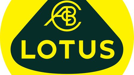 The new-look Lotus logo. Pic: contributed.