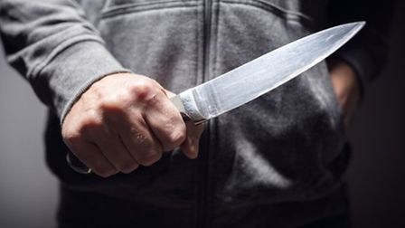 A Norfolk forensic scientist is calling on the Government to ban pointed knives in the fight against