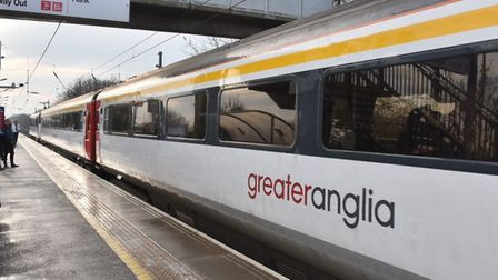 Passengers travelling by train between Norwich and London are facing disruption due to faults at a l