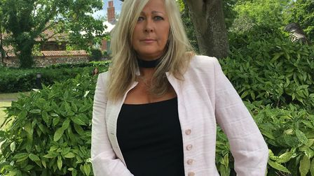 Kim Arthurton, who has slammed the justice system after her ex-boyfriend avoided jail after he harra