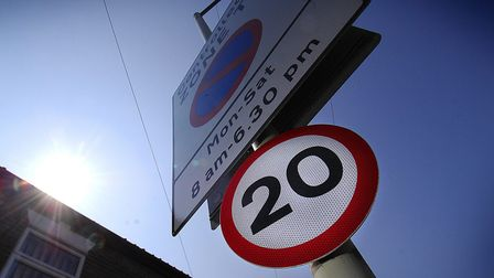 More Norwich roads look set to get 20mph limits. PHOTO: ANTONY KELLY.