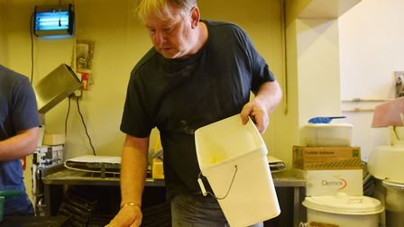 Mervyn Ayers of Merv's Hot Bread Kítćhén in Wymondham is hoping to sell up and retire now he's turne