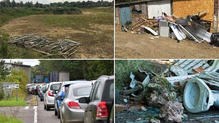 Council waste bosses have downplayed the impact of DIY waste charges on fly-tippin in the county Pi