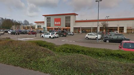 The B&Q store at Pasteur Retail Park in Great Yarmouth. Picture Google.