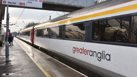 Greater Anglia passengers could see London season tickets increase by up to £235. Picture: Sonya Bro