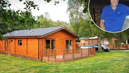 Chris Tyler invested £55,000 in a Dream Lodge in North Walsham. Investors have been told they will o