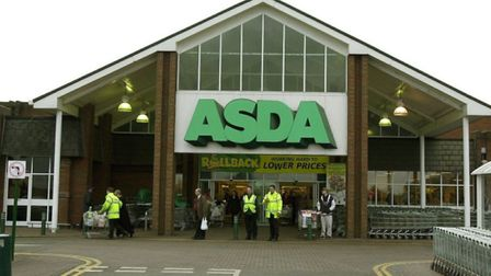 The Norwich Asda in Drayton High Road. Pic: Archant