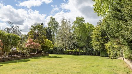 Strawberry Fields, Brundall, is on the market with Strutt & Parker for £1,150,000. Picture: Strutt &