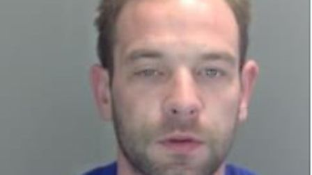 Police arrested Danny Scott-Grey in the Saxmundham area . Picture: Norfolk Constabulary