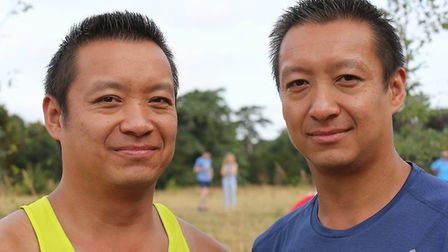 Catton memorial parkrun for Sze-Ming on Saturday 4th August 2018. Photo: Paul Coulthread